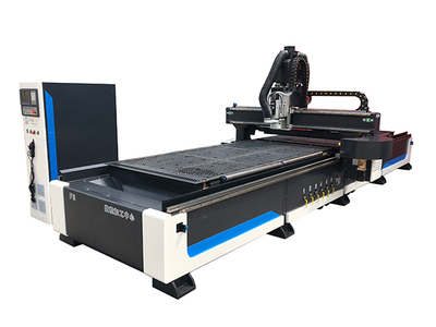 F8 Double table CNC Router