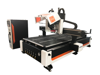 FC1325-8 ATC CCD CNC Router