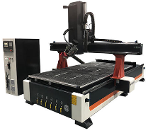 High Efficiency Multi Head CNC Router Machine