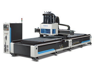 F4 Double Table CNC Router