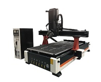 High Quality 4 Axis CNC Router